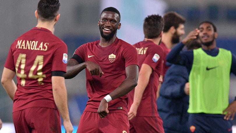 Calciomercato, Rüdiger: «Io al Chelsea? Sono rimasto alla Roma per vincere»