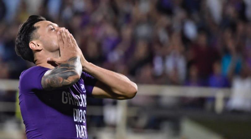 Resta aperto in uscita il calciomercato della Fiorentina: Zarate a un passo dal Watford