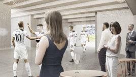 Tottenham, nel nuovo stadio i giocatori saranno insieme ai tifosi