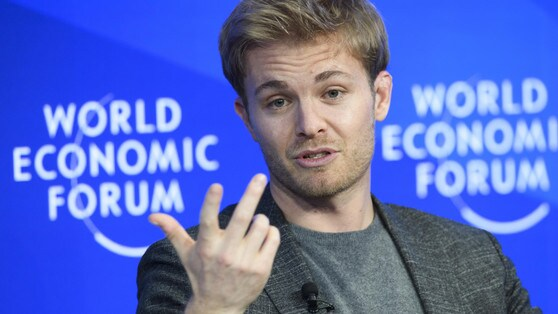 F1, Rosberg: «Andrò a visitare i bimbi malati»