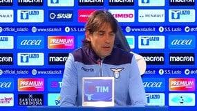 """Inzaghi: """"Lazio, nulla è impossibile"""""""