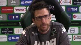 """Di Francesco: """"Defrel sta vivendo un momento particolare"""""""