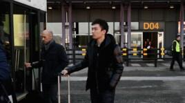 L'Inter vola a Palermo, c'è Steven Zhang ad accompagnarla