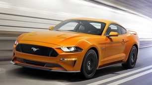Ford Mustang 2018: foto