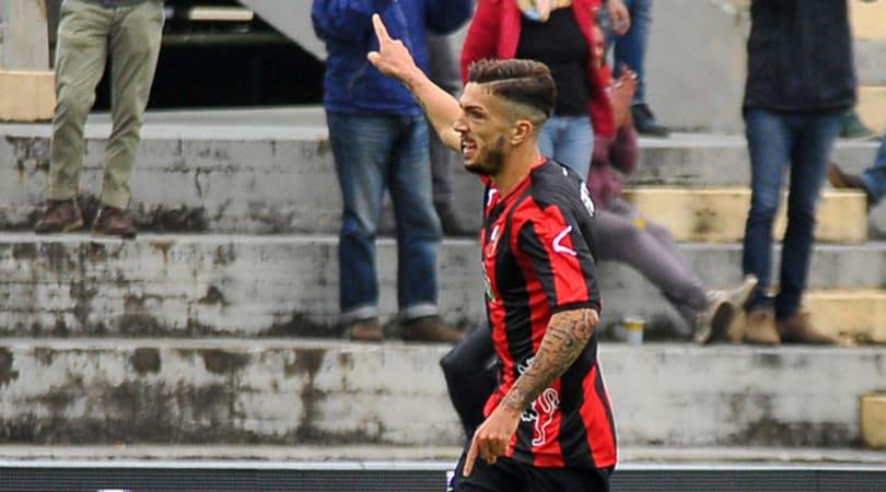 Il Perugia presenta i due colpi di calciomercato: prima giornata da 'grifoni' per Fazzi e Forte