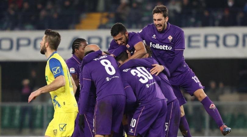 Serie A, Chievo-Fiorentina 0-3: decidono Tello, Babacar e Chiesa