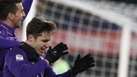 Chievo-Fiorentina 0-3: Chiesa firma la prima rete in Serie A