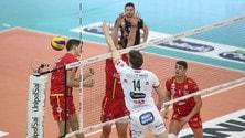 Volley: Superlega, Trento batte Ravenna e aggancia il secondo posto