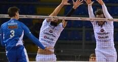 Volley: A2 Maschile Girone Bianco, Potenza Picena si impone sul Club Italia