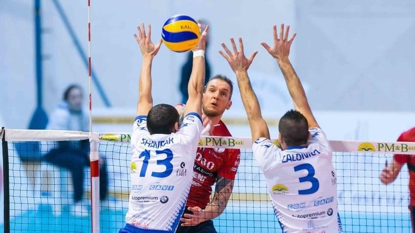 Volley: A2 Maschile Girone Bianco, la BCC col passo della grande