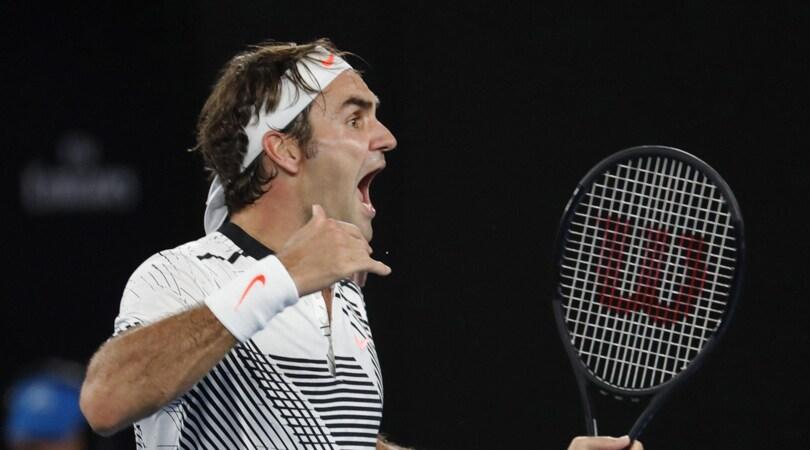 Australian Open: Federer elimina Nishikori