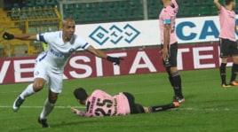 Serie A: Palermo-Inter 0-1, le emozioni della 6ª vittoria consecutiva nerazzurra