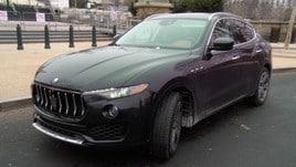 Attraverso gli States con la Maserati Levante