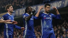 Premier, il Chelsea mette il turbo: titolo a 1,35