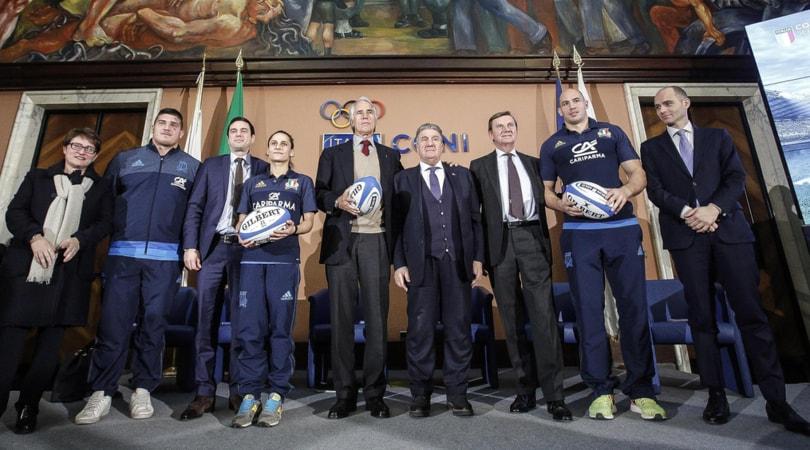 Rugby, presentato il 6 Nazioni: il ct O'Shea vuole stupire