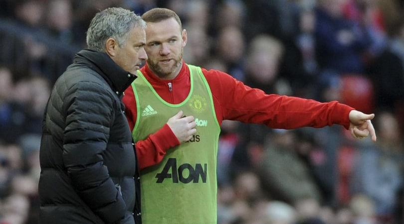 Rooney in Cina? Mourinho: «Esperienza interessante»