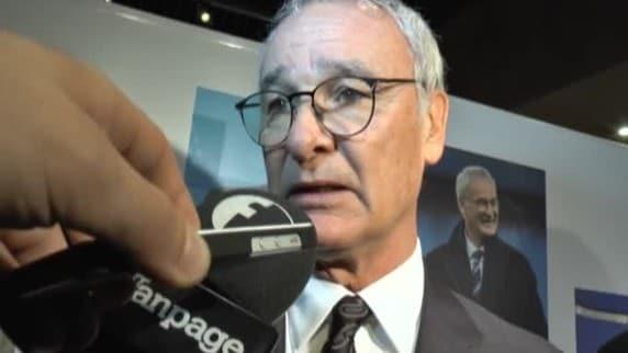 """Ranieri: """"Real? Il Napoli non parte battuto"""""""
