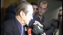 """P.Berlusconi: """"Regali? Non è nelle nostre facoltà"""""""