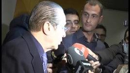 """P.Berlusconi: """"Rientro di capitali? Lo denuncio"""""""