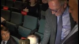 """Squinzi: """"Berardi è la nostra bandiera"""""""