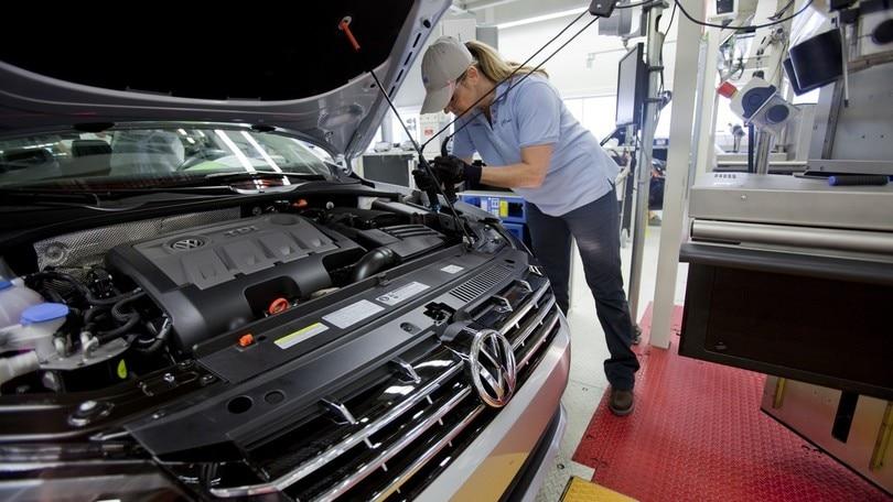 Dieselgate, da Volkswagen 1 mld di dollari ai dealer USA