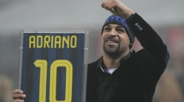 Calciomercato, nuova chance per Adriano? Il Boavista prova a ingaggiarlo