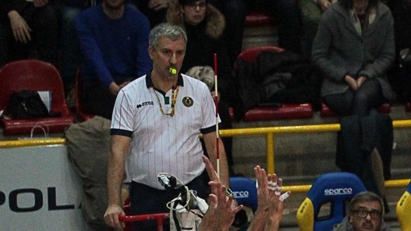 Volley: Designati gli arbitri per la Final Four di Coppa Italia