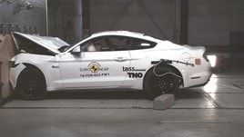 Crash test Euro NCAP, Ford Mustang e Volvo S90/V90