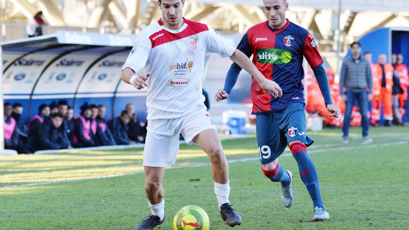 Calciomercato Lucchese, il difensore Tavanti a titolo definitivo
