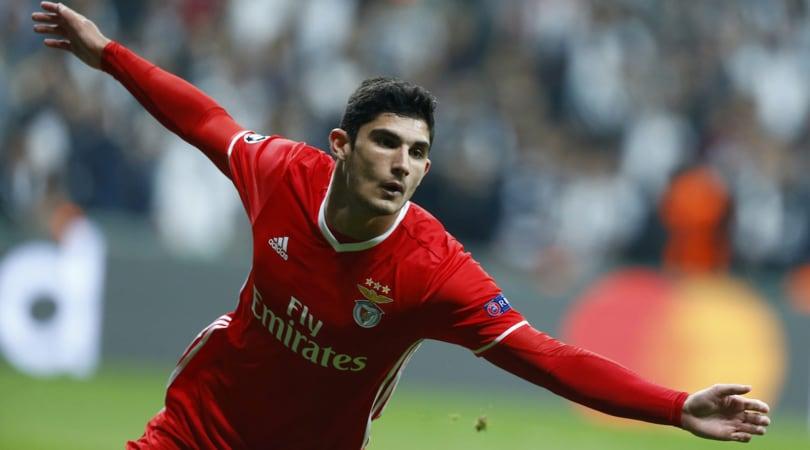 Calciomercato: per Guedes il Psg sborserà al Benfica 30 milioni più bonus