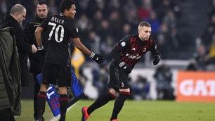 Juventus-Milan, l'esordio di Deulofeu allo Stadium