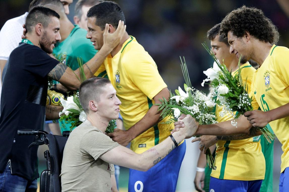 Brasile e Colombia insieme per la Chapecoense