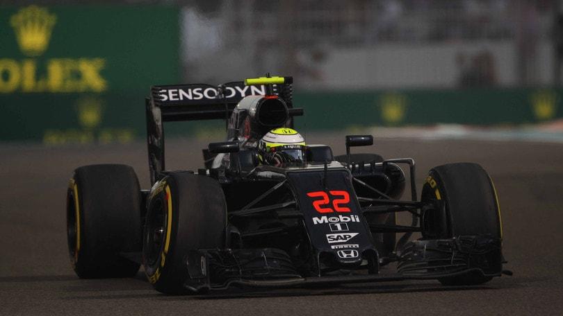 F1, McLaren supera crash test della FIA