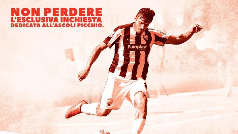 L'Ascoli Picchio non molla: l'inchiesta esclusiva sul Corriere dello Sport-Stadio