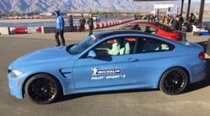 Michelin Pilot 4: il lancio a Palm Springs - FOTO