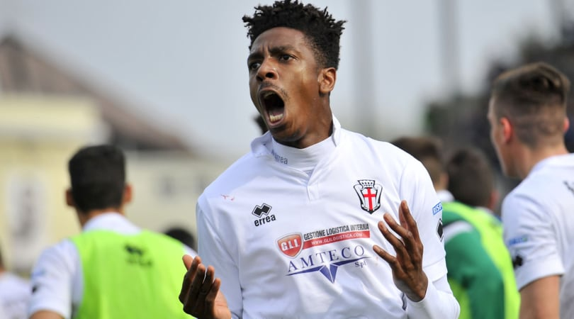 Calciomercato Pro Vercelli, rescisso il contratto di Malonga