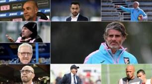 Zamparini-story, un presidente e 50 allenatori