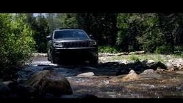 Jeep Grand Cherokee Trailhawk: pronto a tutto
