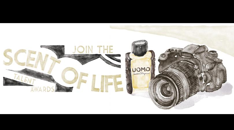 "Partecipa al concorso ""Scent Of Life Talent Awards"" di Ferragamo Parfums"
