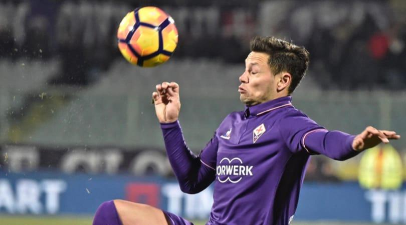Calciomercato, Zarate: lettera ai tifosi della Fiorentina