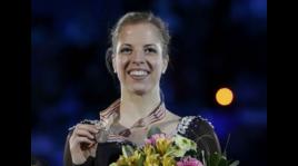 Pattinaggio: Carolina Kostner è tornata, bronzo agli Europei