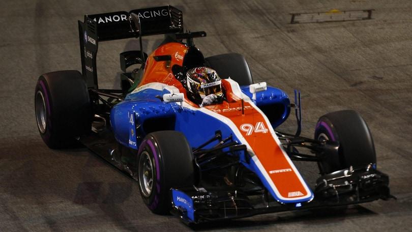 F1: la Manor è fuori, nessun acquirente