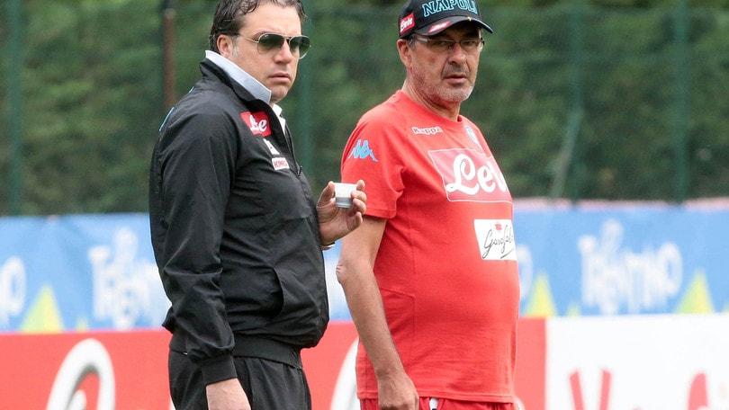 Napoli, c'è la firma di Zerbin: puo' restare in prima squadra