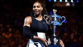 Australian Open, Serena Williams torna prima: battuta la sorella Venus