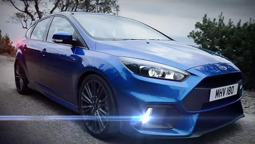 Ford Focus RS, tre motivi per comprarla