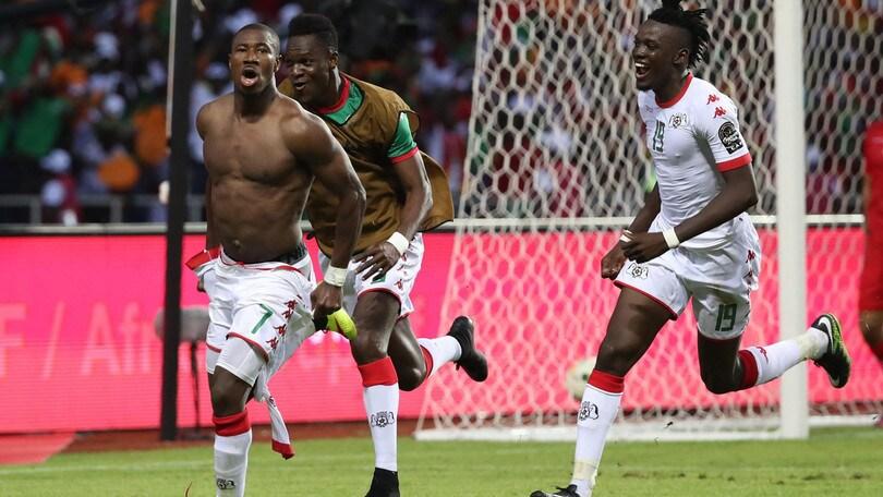 Coppa d'Africa, Burkina Faso in semifinale: fuori la Tunisia