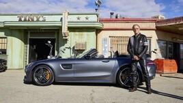 Mercedes, il remake di Easy Rider per il Superbowl