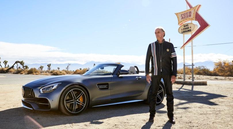 Mercedes, remake di Easy Rider per il Super Bowl
