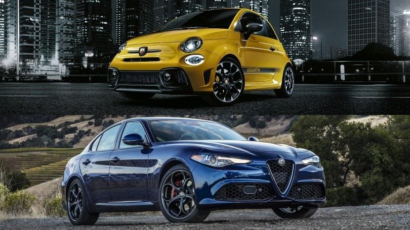 Alfa Giulia e Abarth 595 sono le più amate dai tedeschi
