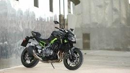 """Kawasaki Z900, il ritorno della """"verdona"""""""
